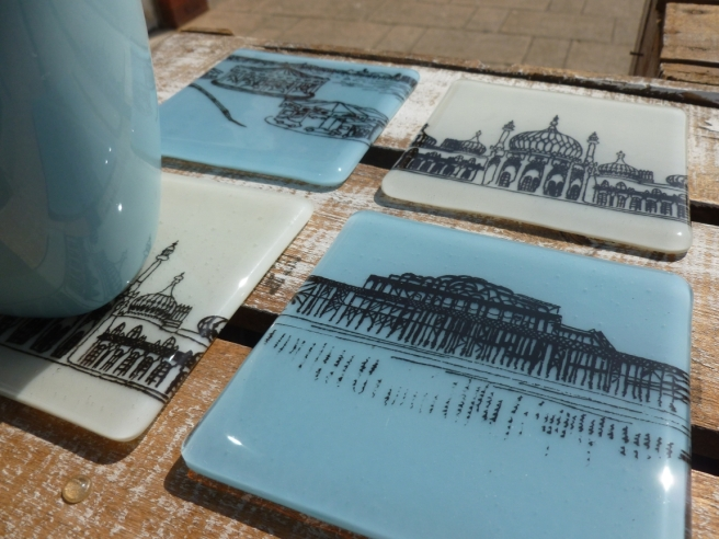 Making images in glass using silkscreens - a little tutorial-6