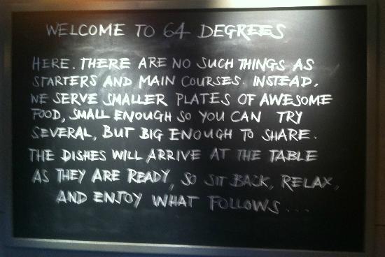 Sixty four degrees,  Meeting House Lane