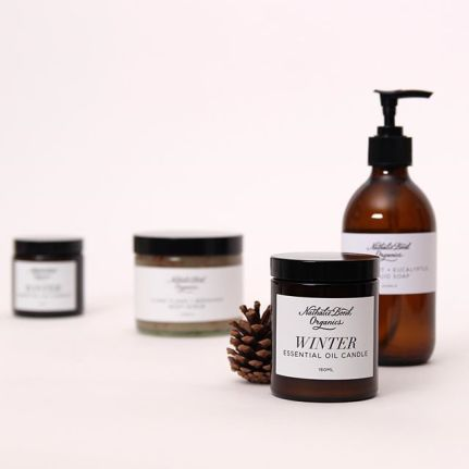 Nathalie Bond Organics - beautiful essential oils candles and natural skincare